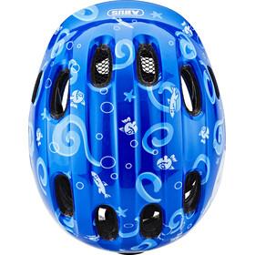 ABUS Smiley 2.0 Helmet blue sharky
